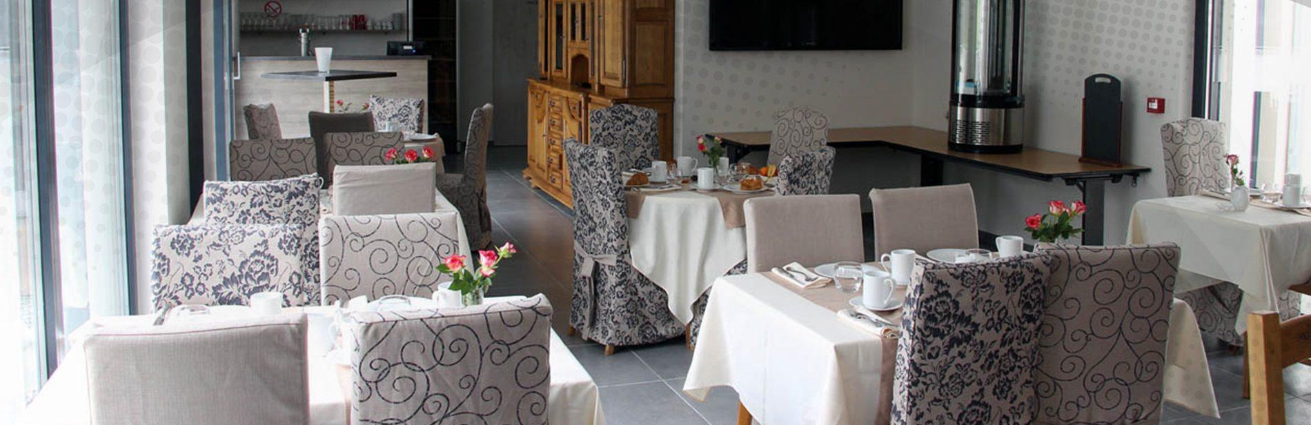 Chambres d'hôtes restaurant cave à vin Les Étangs